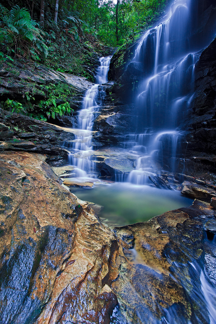 Valley of the Waters Blue Mountains NSW AUS