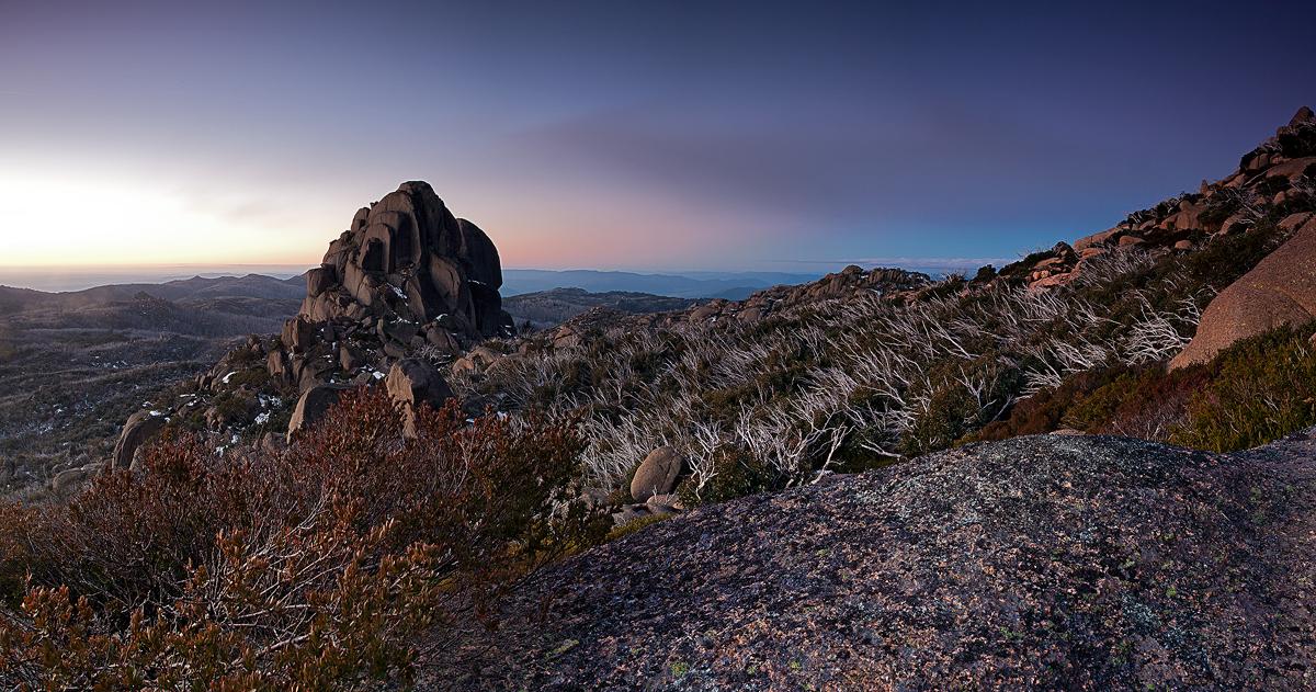 Cathedral Rock, Mount Buffalo, Victoria Australia